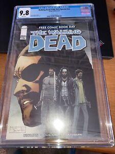 The Walking Dead FCBD 2013 9.8 CGC Free Comic Book Day Kirkman Michonne