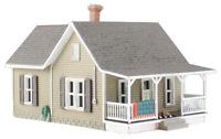 Woodland Scenics Built / Ready Granny's House N Railroad Train Building BR4926