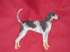 Embroidered Sweatshirt - Bluetick Coonhound C9622 Sizes S - Xxl