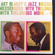 ART BLAKEY'S JAZZ MESSENGERS with THELONIUS MONK (1958)  2013 Atlantic CD