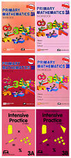 Primary Mathematics Grade 3 Intensive SET (6 Books) - FREE SHIPPING !