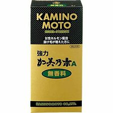 Kaminomoto Hair Growth Tonic 200mL A Hair Regrowth Treatment Powerful Japan F/S