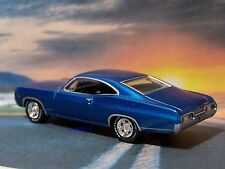 1967 67 CHEVY IMPALA SS COLLECTIBLE 1/64 SCALE DIECAST MODEL DIORAMA OR DISPLAY