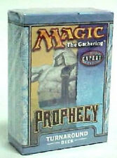 Turnaround Prophecy Theme Deck - ENGLISH Sealed Brand New - MTG MAGIC ABUGames