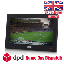 "Freeview Portable TV with HDMI and Analog IN - 10"" Monitor and Television DA100D"