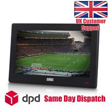 """TV portatil tdt con HDMI y monitor analógico en 10"""" y la televisión DA100D"""