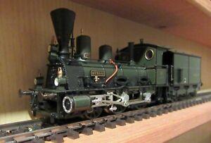 """Märklin H0 3797 + 4897 Lok B IV K.Bay.Sts.B. """"Murnau"""", Torfzug, digital OVP"""