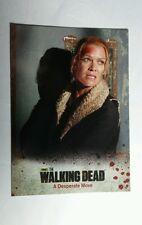 THE WALKING DEAD A DESPERATE MOVE ANDREA 52 SEASON 3 REG PART 2 TRADING CARD