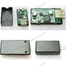 DC 6-18V 12v to 5V 2A USB Charger Regulator Solar Panel Fold bag/ Cell / phone