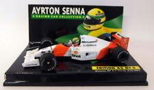 Coches de Fórmula 1 de automodelismo y aeromodelismo hondos MINICHAMPS McLaren