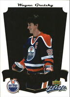 2005-06 Upper Deck MVP Tribute to Greatness #TG2 Wayne Gretzky - NM-MT