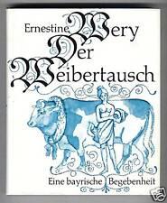 Ernestine wery: des filles d'échange (vers 1970)