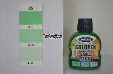 COLOURANT DYE PIGMENT WALL PAINT COLOUR 100ml BUY 2 OR MORE AND GET 30% OFF
