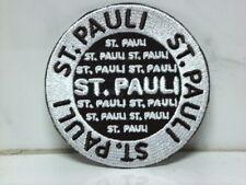 Aufnäher Aufbügler Patch St. Pauli 9 cm
