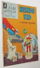 ALBI DEL FALCO n. 307 - NEMBO KID - IL SETTIMO ULTRA-EROE - (1962)