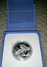 2014 $100 For $100 Canada - The Majestic Bald Eagle - Fine Silver Coin 99.99%