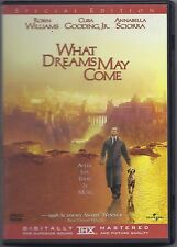 What Dreams May Come Dvd, 2003 Special Edition Robin Williams Cuba Gooding, Jr.