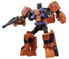 Transformers Combiner Wars G2 Bruticus Deluxe Class Swindle + Foot + Gun LOOSE