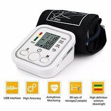 Electronic Digital Automatic Arm Blood Pressure Monitor