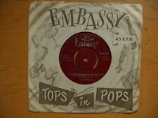 """TYPHOONS Everything's Al'right/MARILYN LEE Move Over Darling 45 7"""" 1964 UK EX"""