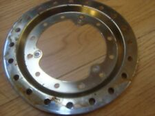 used Grifter chain wheel disc protector Grifter Burner gold finish