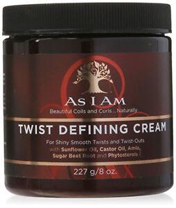 As I Am Twist Defining Cream, 8 oz (9 Pack)