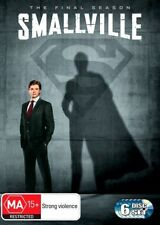 Smallville : Season 10 (DVD, 2012, 6-Disc Set)