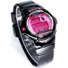 Casio BG169R-1B  Women's Baby G Black Resin Band  Watch