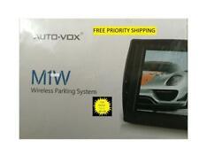 New listing Auto-Vox M1W Wireless Backup Camera Kit, Super Night Vision Hd Rear View Cam