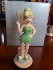 Vintage 1990s Walt Disney's Tinkerbell Figurine cermanic