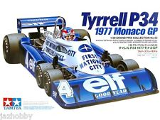 Tamiya 20053 1/20 Scale Model Formula One F1 Kit Elf Team Tyrrell P34-B F1 '77