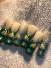 Rare Item Saban's 1994 Mighty Morphin Power Rangers Shaving Kit Brush Set Of 6