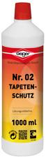(38,40€/L) Geiger Tapetenschutz 250ml
