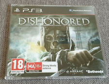 Sony Playstation 3 PS3 Game Dishonored Promo Version