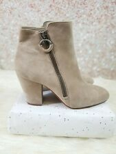 1.STATE BOOTS SIZE 7 1/2 M ~ 38 ~LEATHER UPPER ~ cute!