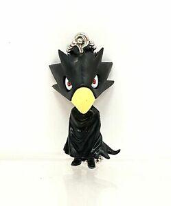 My Hero Academia Swing Mascot PVC Keychain Charm Figure Fumikage Tokoyami @1468