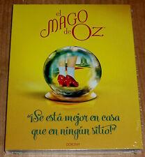EL MAGO DE OZ BLU-RAY NUEVO PRECINTADO SLIPCOVER MUSICAL CLASICO (SIN ABRIR) R2