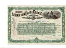 Atlantic and Pacific Railroad Company 1882