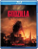 Godzilla [New Blu-ray] With DVD, Subtitled