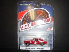 Greenlight Chevrolet Camaro Z28 1967 #57 Heinrich Chevy-Land Golf Huile 13210