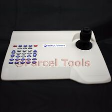 IndigoVision Cctv Keyboard for Commercial Security Cameras Ptz Dome Ip PoE Hd Uk