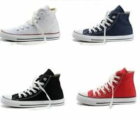 Classic Women Lady ALL STARs Chuck Taylor Ox High Top shoes Canvas Sneakers