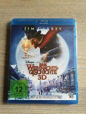 Disneys Eine Weihnachtsgeschichte *3D - Blu-Ray*  Jim Carrey