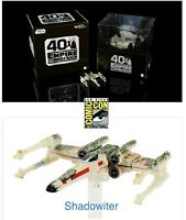 HOT WHEELS® CONFIRMED STAR WARS X-WING DAGOBAH™ STARSHIP