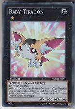 YU-GI-OH Baby Tiragon Super Rare deutsch NUMH-DE051