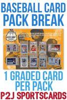 Gold Rush 2020 Gem Mint Baseball Card Pack Break - 1 Random Division Break 3881
