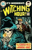 THE WITCHING HOUR #54 DC Comics May 1975 Comic Book G-VG