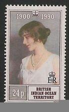 Royalty British Indian Ocean Territory Stamps