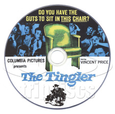 The Tingler (1959) Vincent Price Horror Movie on DVD
