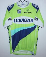 Liquigas cycling team shirt Size L